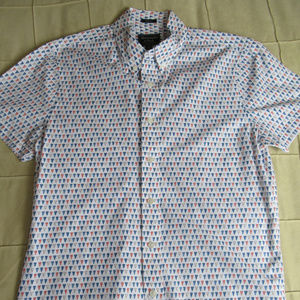 Abercrombie & Fitch Muscle Fit S/S Shirt Medium